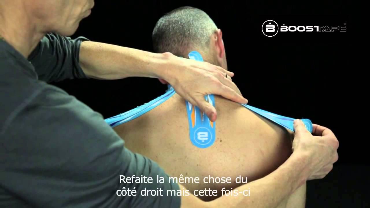 taping d'un patient