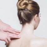 palpation d'un chiropracteur